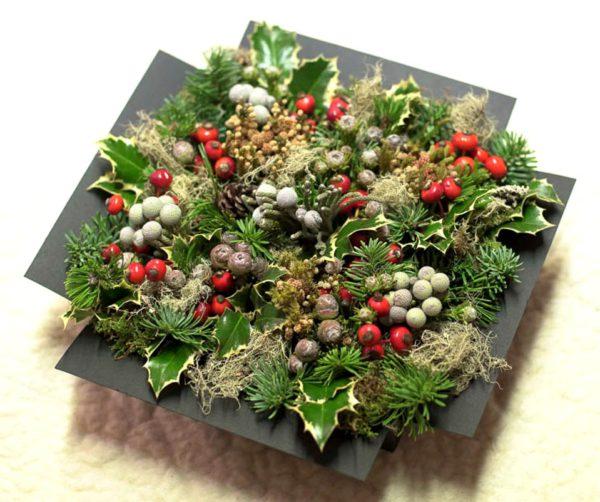 scatola Natale Nordico